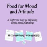 Successful Menu Planning for Mood and Attitude Improvement